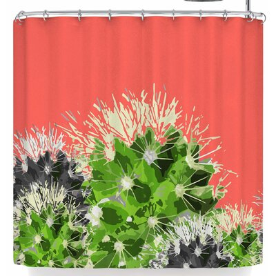 Mukta Lata Barua Cactus Love Shower Curtain
