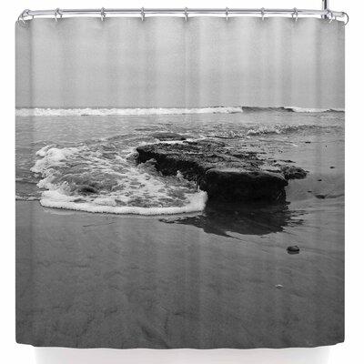 Nick Nareshni Beach Shore Reef Shower Curtain