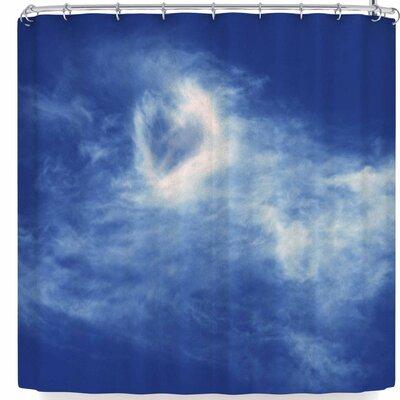 Nickn Sky Love Shower Curtain