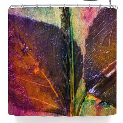 Malia Shields Life Abstracts Series 1-3 Shower Curtain