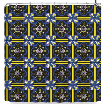 Neelam Kaur Tile Shower Curtain