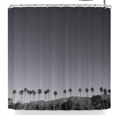 Mary Carol Fitzgerald Cali Foothills Shower Curtain