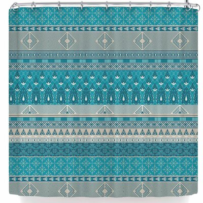 Nandita Singh Maya Shower Curtain