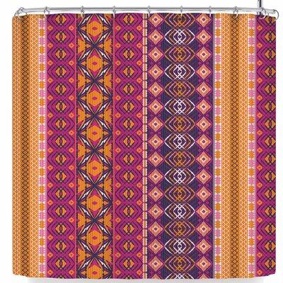 Nandita Singh Banjara Shower Curtain
