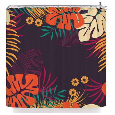 Bluelela Tropical 002 Shower Curtain