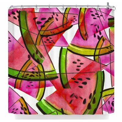 Ebi Emporium Floral Assumption Shower Curtain