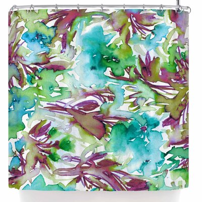 Ebi Emporium Floral Destiny 7 Shower Curtain