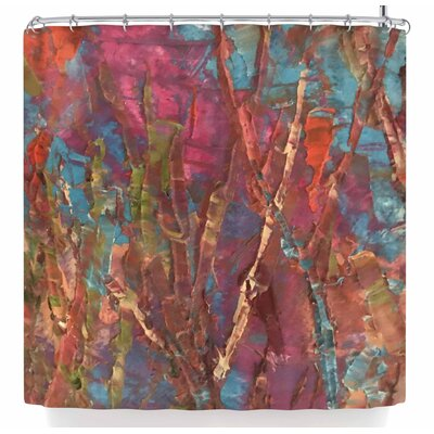 Jeff Ferst By Waters Shower Curtain