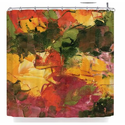 Jeff Ferst Bouganvillea In Bloom Shower Curtain
