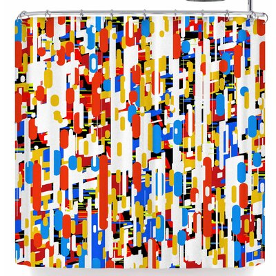 Frederic Levy-Hadida Candy Fall 2 Shower Curtain