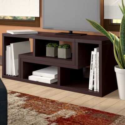 Banach 47 TV Stand Color: Cappuccino