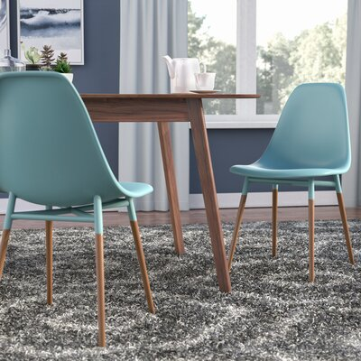 Dantzler Dining Chair Finish: Ocean