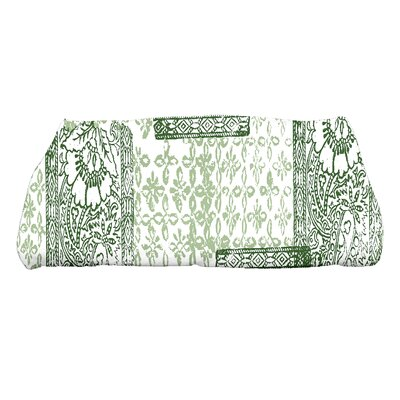 Laymon Patches Bath Towel Color: Green