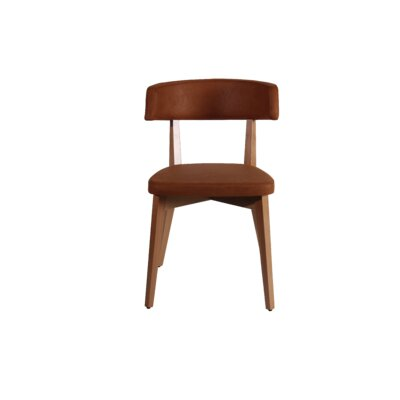 Lasater Nubuck Upholstered Dining Chair