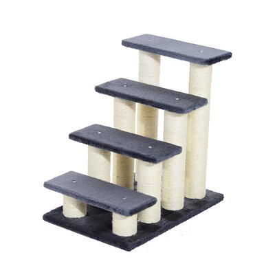 Katzentreppe | Baumarkt > Leitern und Treppen > Treppen | Gray | Holzwerkstoff | Symple Stuff