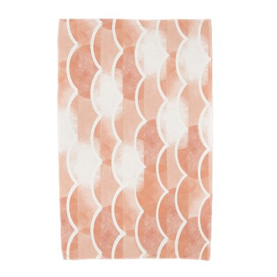 London Beach Towel Color: Orange