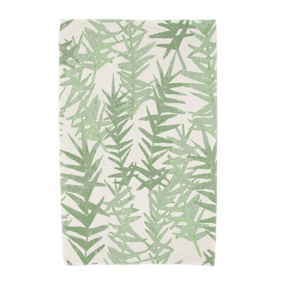 Monteiro Beach Towel Color: Green