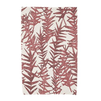 Monteiro Beach Towel Color: Red