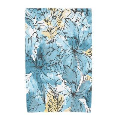 Marlow Beach Towel Color: Teal