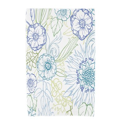 Shavon Beach Towel Color: Blue