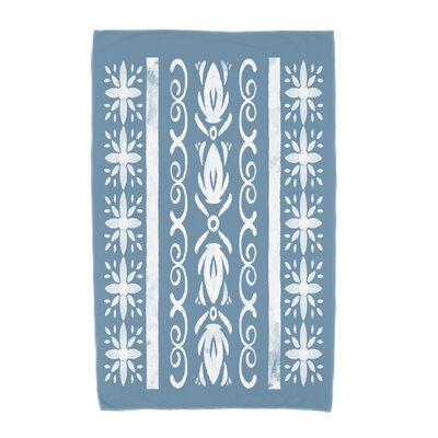 Monteiro Beach Towel Color: Teal