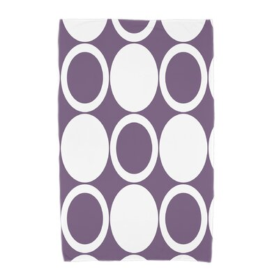 Hassett Beach Towel Color: Purple