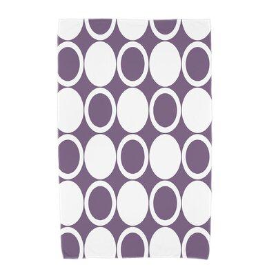 Hassett Beach Towel Color: Purple