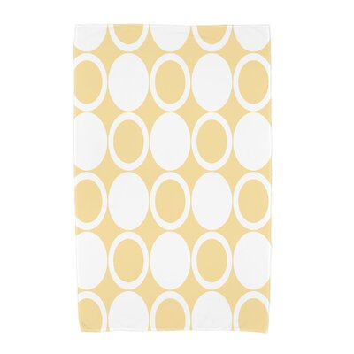 Hassett Beach Towel Color: Yellow