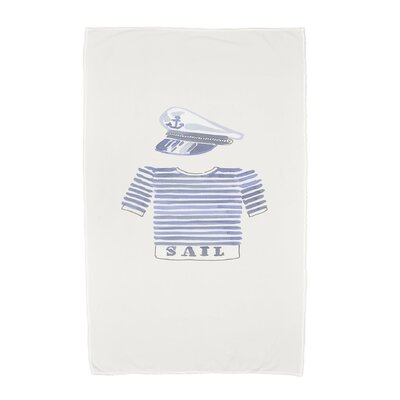 Beach Towel Color: Ivory