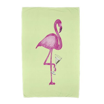 Sailer Towel Color: Light Green