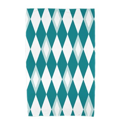 Sailer Towel Color: Blue