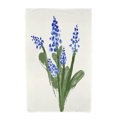 Monroe Beach Towel Color: Blue