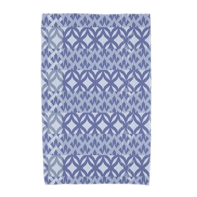London Beach Towel Color: Royal Blue