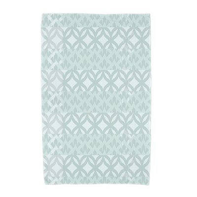 London Beach Towel Color: Aqua
