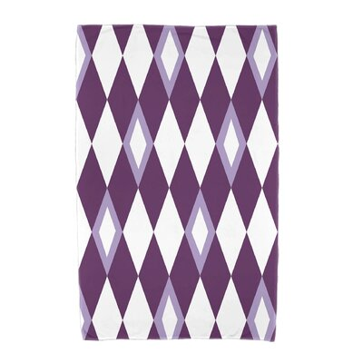 Sailer Beach Towel Color: Purple