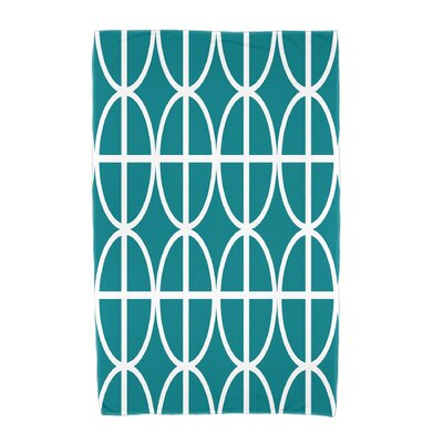 Sailer Beach Towel Color: Blue