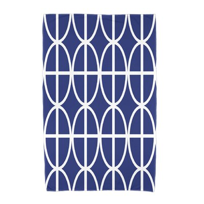 Sailer Beach Towel Color: Royal Blue