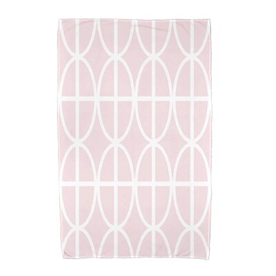 Sailer Beach Towel Color: Pink