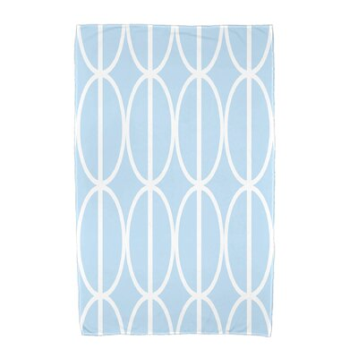 Sailer Towel Color: Pale Blue