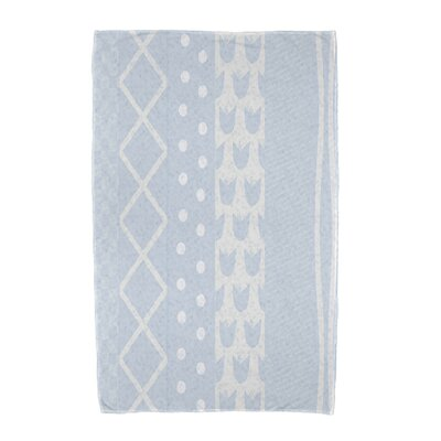 Monroe Beach Towel Color: Light Blue