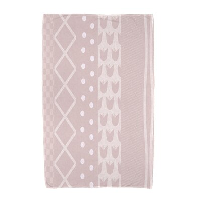 Monroe Beach Towel Color: Pale Pink