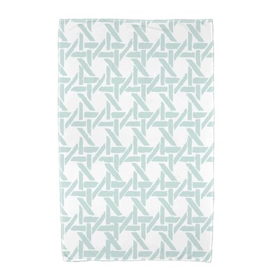 Sailer Beach Towel Color: Pale Blue