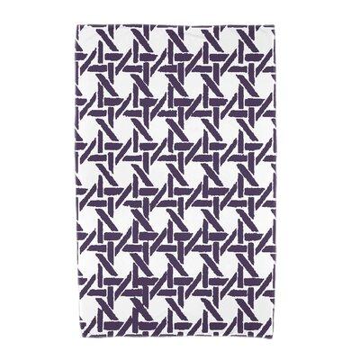 Sailer Towel Color: Purple