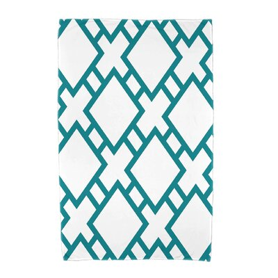 Sailer Beach Towel Color: Blue