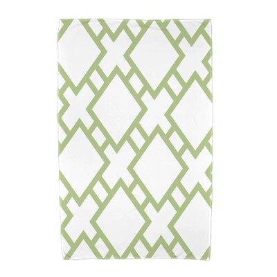 Sailer Towel Color: Green