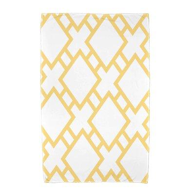 Sailer Beach Towel Color: Yellow