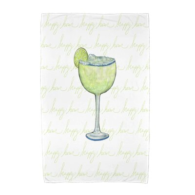 Sailer Beach Towel Color: Light Green