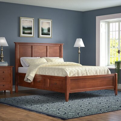 Barstow Storage Panel Bed Size: Queen