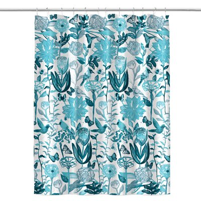 Amiryan Fabric Tulipa Shower Curtain