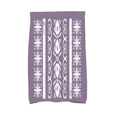 Monteiro Hand Towel Color: Purple